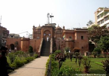 Khan Muhammad Mirdha Mosque