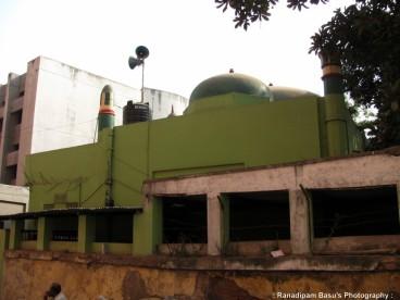 Shayesta Khan Mosque Dhaka