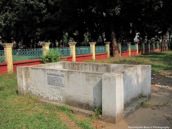 Vira Shreshtha Hamidur Rahman's Grave